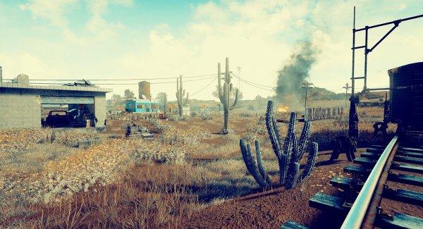 PlayerUnknown Battlegrounds - Игрок выиграл раунд находясь в афк весь бой