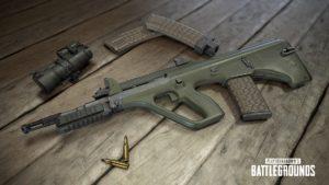 Штурмовые винтовки (автоматы)