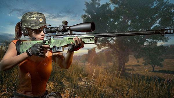 С какого оружия легче убивать в PlayerUnknown's Battlegrounds