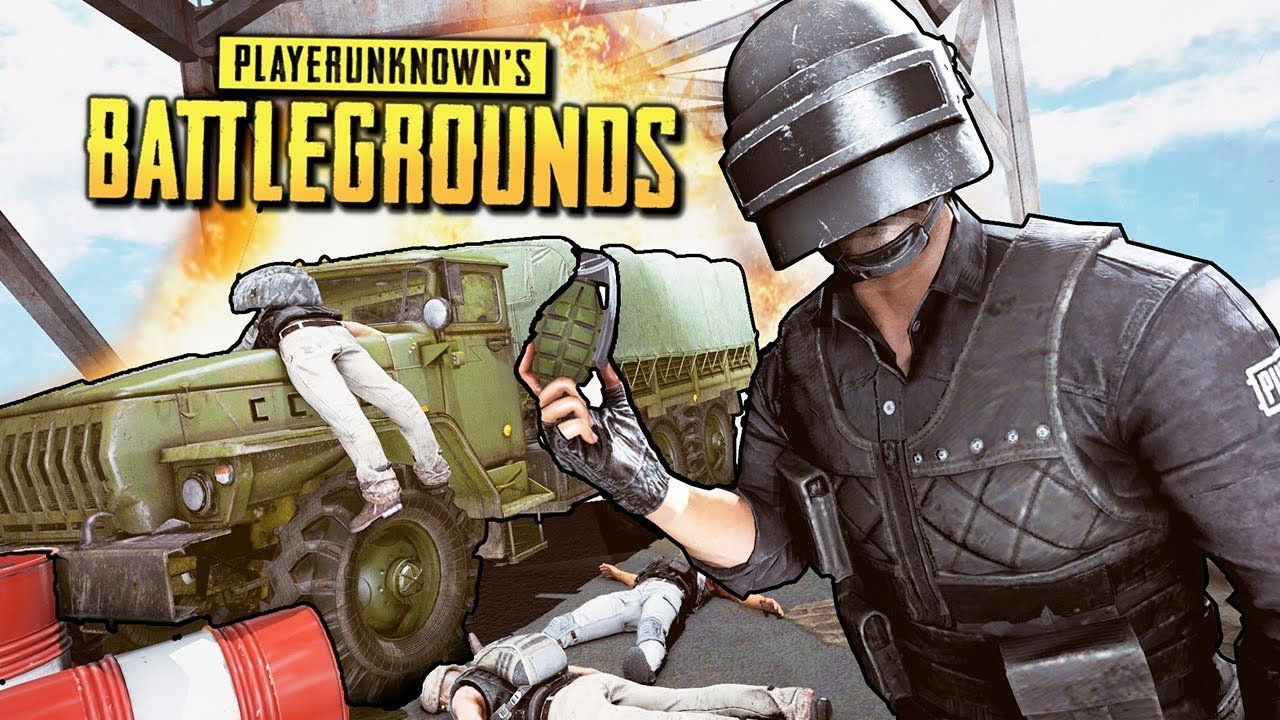 Гайд. Как кидать гранаты в PlayerUnknown's Battlegrounds (PUBG)