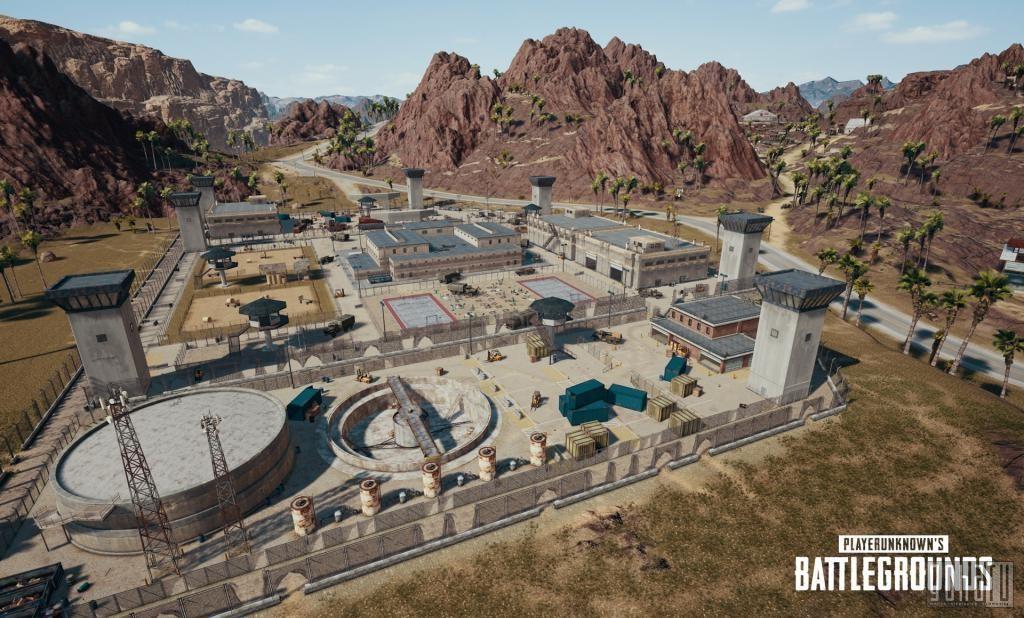 Релиз новой пустынной карты, оружия и транспорта